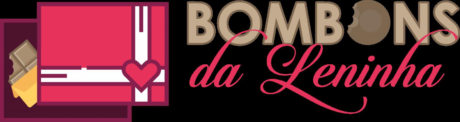 Logo Bombons da Leninha